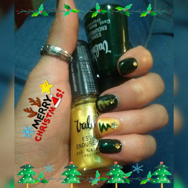 Christmas nails 💅🎄🎁🎉