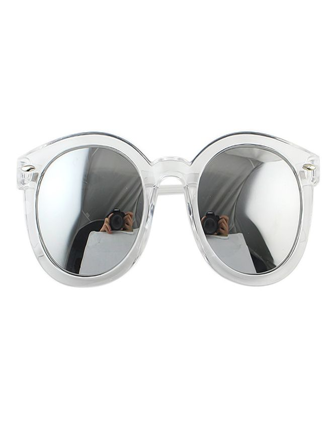 New Arrivals White Beautiful Women Wholesale Sunglasses China With Sunglasses Case 9.26