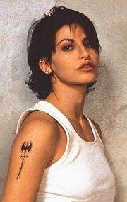"Gina Gershon, ""Bound"" (1996)."