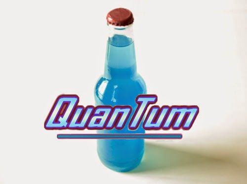 Make your own Nuka Cola Quantum | Recipe Via The Geeky Chef