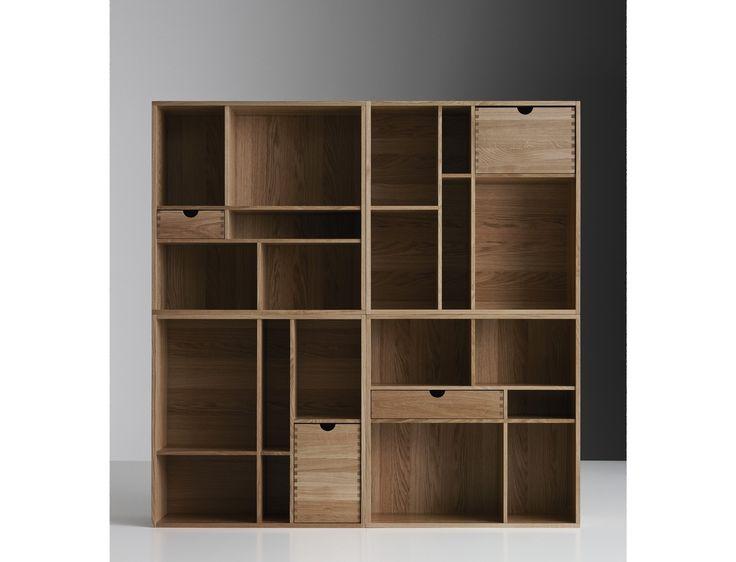 Swedese Fakta Bookcase | Funktion Alley