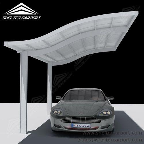 SC01-carport for sale - car canopy parking - matel car sheds - shade structures - shelter carport - 13