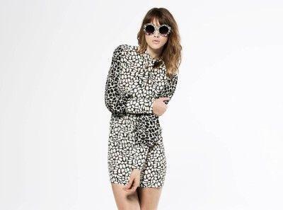 Junglekoorts bij nieuw Belgisch modelabel O'ren