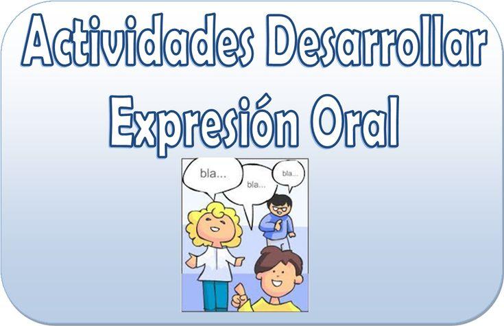 Actividades para desarrollar la expresión oral para quinto y sexto de primaria - http://materialeducativo.org/actividades-para-desarrollar-la-expresion-oral-para-quinto-y-sexto-de-primaria/