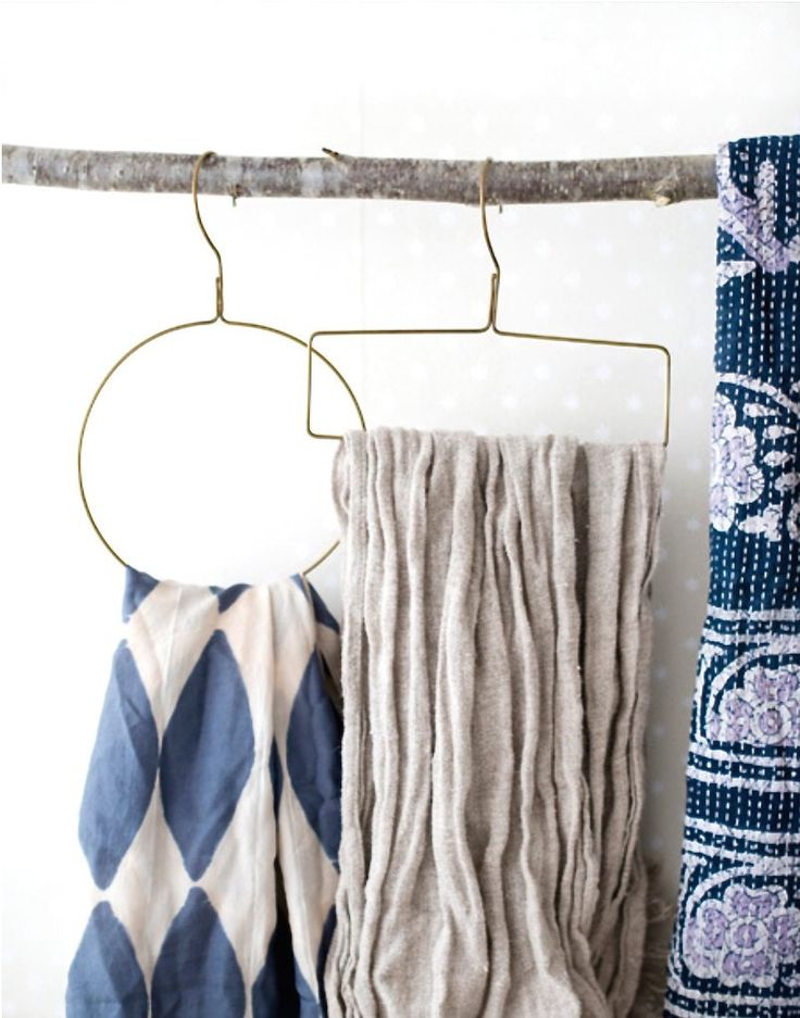 best 25 scarf hanger ideas on storing scarves