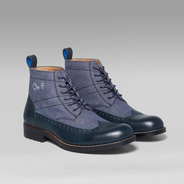 G-Star RAW — Manor Caxton - Men - Shoes