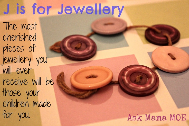 What is your most cherished jewellery? Ask Mama MOE - A Blog For All Mamas