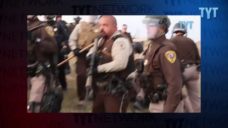 Standing Rock Political Prisoner Released to Halfway House ... Don't forget our Water Protectors.