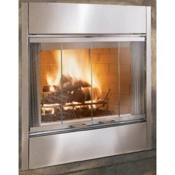 16 best Fireplace Doors and Screens by Portland Williamette images ...