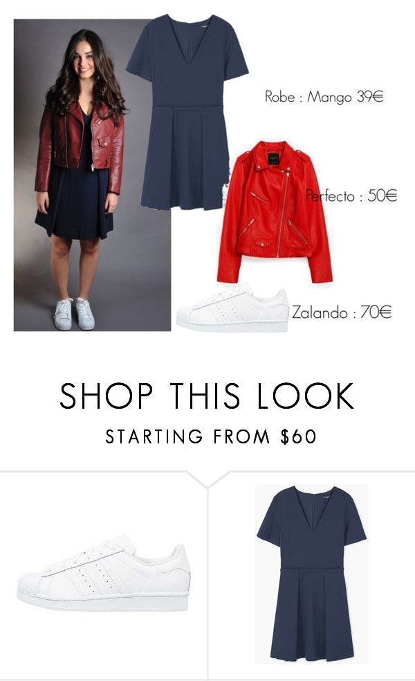 """""""Style Manon"""" by clara-boudon on Polyvore featuring mode et MANGO"""