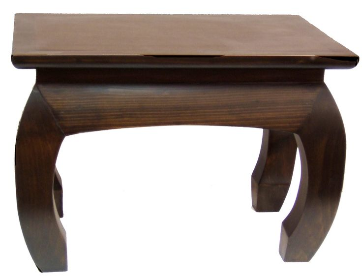Beautiful Accent Table Or Home Altar   Solid Pine Wood