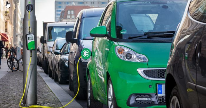 Cars Will Be Charged In Hybrid And Electric Cars In London