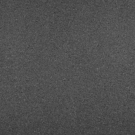 Buy John Lewis Speckled Wool Curtain, Dark Grey   John Lewis