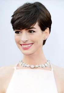 Anne Hathaway's Pixie Named Most Influential Movie Haircut - Today's News: Our Take | TVGuide.com
