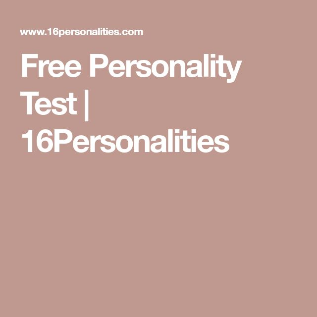 Best 25+ Career personality test ideas on Pinterest Mbti type - career aptitude test free