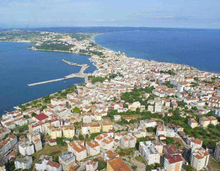 yine Türkiye'de Sinop ... kesinlikle görmeliyim en kısa zamanda ..