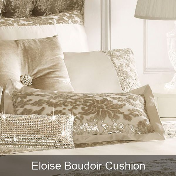 Kylie Minogue - Eloise Bedding Collection. Move your mouse over image