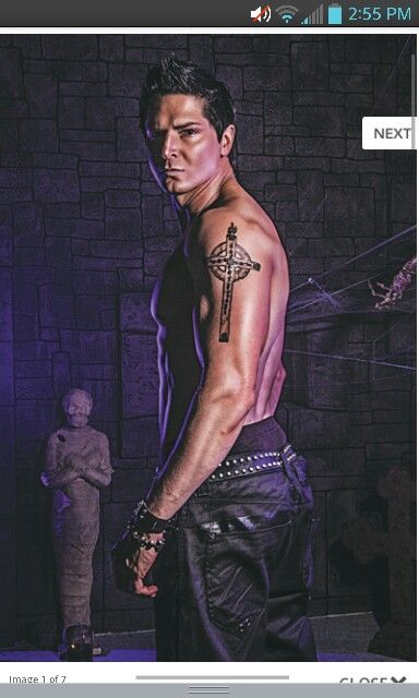 Zak Bagans from Ghost Adventures - yumm!!