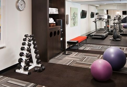 Lovely Rubber Flooring Home Gym