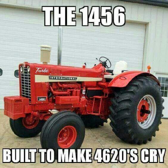 IH 1456 Wheatland