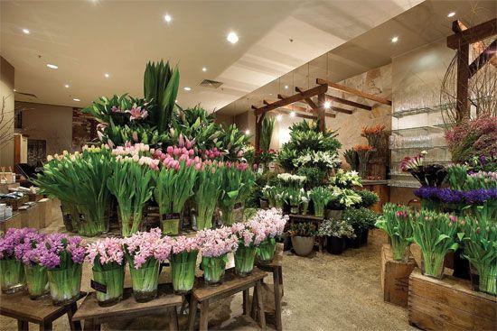 inside florist shop - Google Search