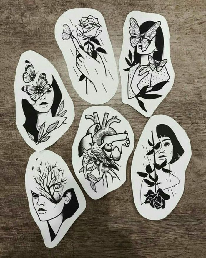 1001 superbes idées de design de tatouage et comment choisir le meilleur pour toi …   – Art