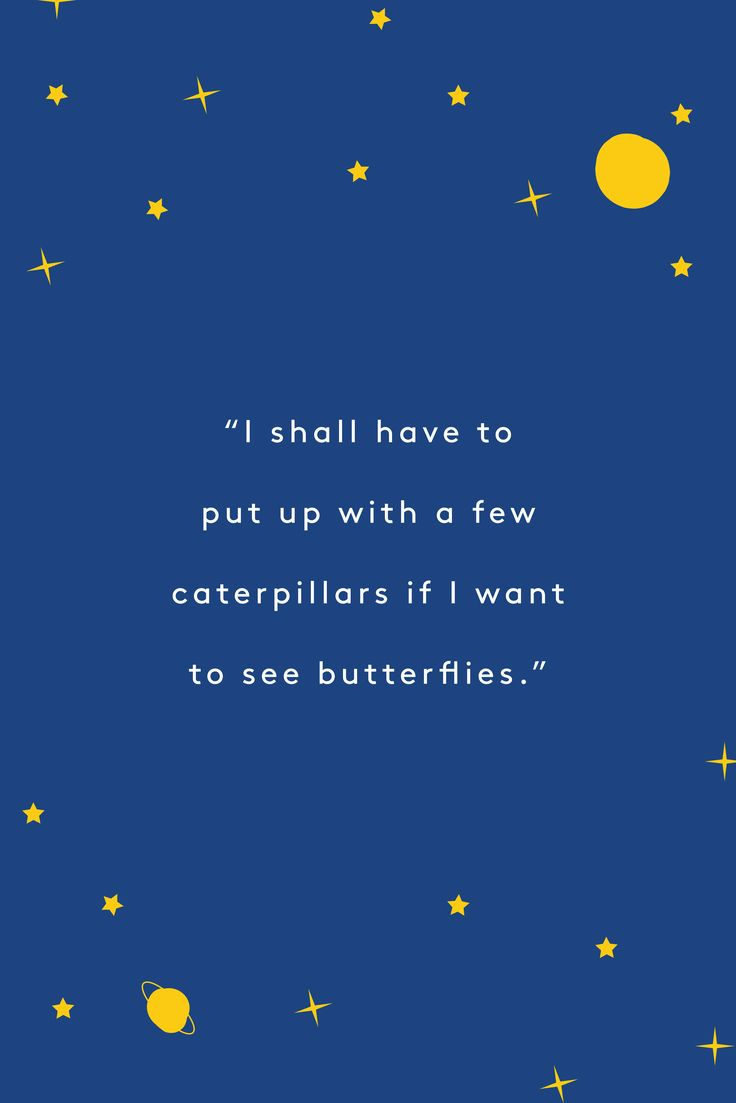 Illustrated by Abbie Winters. #refinery29 http://www.refinery29.com/2016/08/118304/the-little-prince-quotes#slide-6