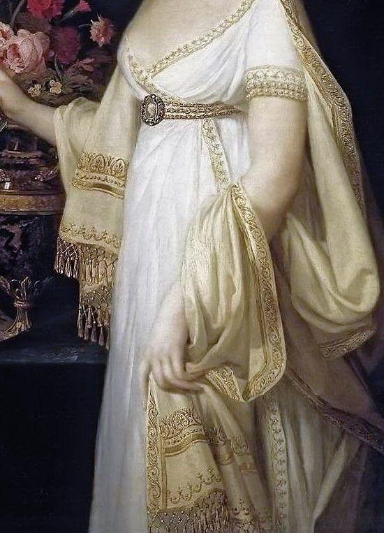 Elizabeth Alexeievna, 1802