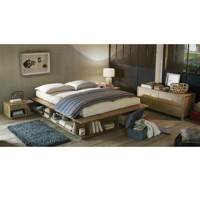 49 best lits rangements images on pinterest storage armoires and beds. Black Bedroom Furniture Sets. Home Design Ideas