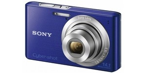 Cámara digital compacta Sony DSC-W610/L azul océano  $89.99