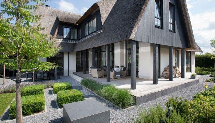 Eve architecten kalkhaar villa 39 s pinterest wendingen for Dat architecten