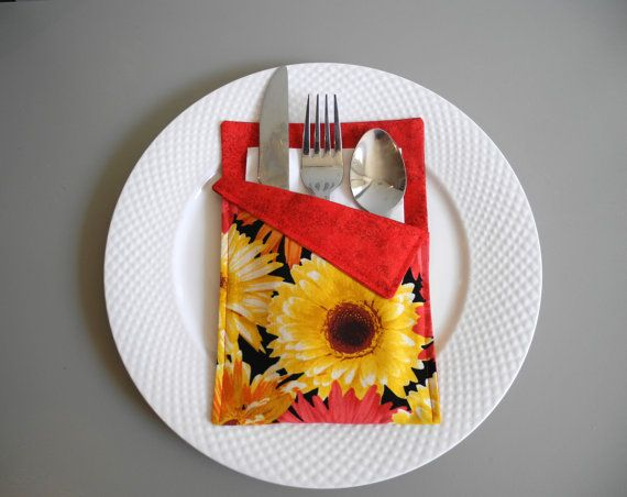 Cutlery Holders to Brighten Your Table for any by VanDijkDesigns