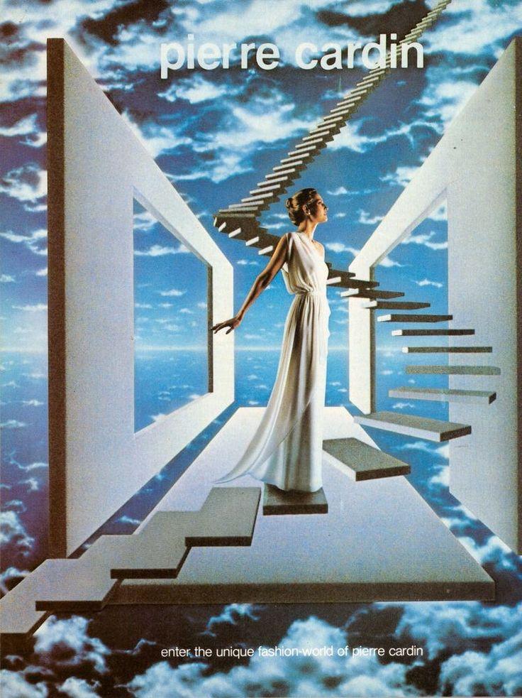 1981 Pierre Cardin Fashion Clothing Retro Print Ad Vintage Advertisement VTG 80s | eBay