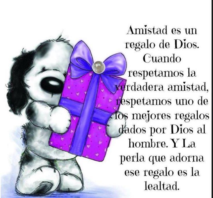 〽️AMISTAD un regalo de Dios...