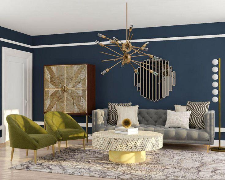 35 best Glam Living Room images on Pinterest