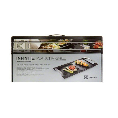Electrolux INFIGRILL Plancha-Gril Adaptable sur Tables Induction: Amazon.fr: Gros électroménager
