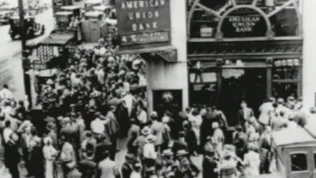 Black Thursday brings the roaring twenties to a screaming halt, ushering in a world-wide an economic depression.