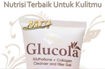 Glucola Gel MGI, Nutrisi Terbaik Untuk Kulit. Harga, Manfaat dan Cara Pemakaian Glucola Gel