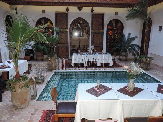 Riad en Vente à Marrakech - Riad Zitoun - Mubawab