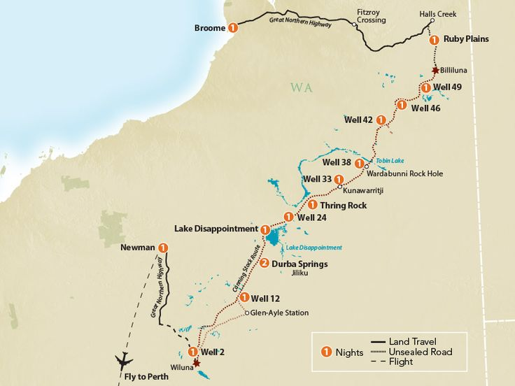 Canning Stock Route Expedition - Outback Spirit Tours