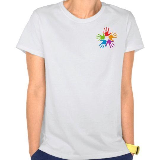 Your Custom Women's Bella Jersey V-Neck T-Shirt