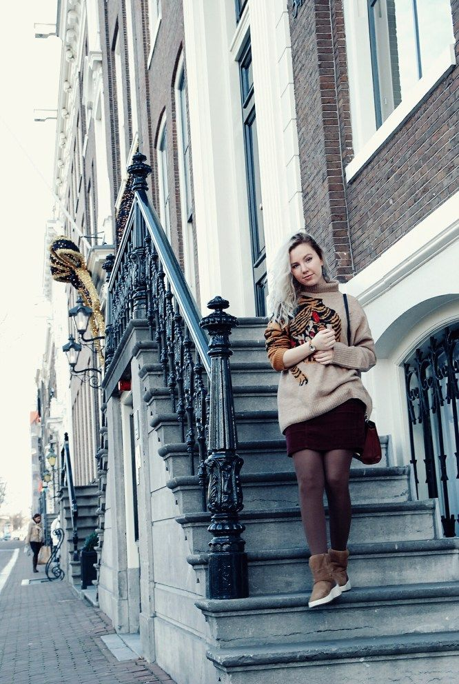 Find the perfect warm and comfortable boots, info and links on the blog of Lady Goldapple #Boots #Faashion #comfy #streetstyle #Eccoshoes #Ecco #Amsterdam
