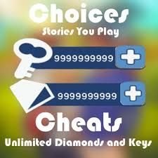 download choices with unlimited keys and diamonds ios