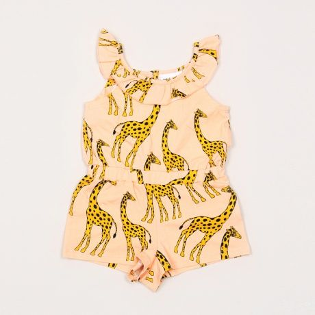 GIRAFFE SUMMERSUIT um cannot contain my unhealthy obsession for giraffe's so sami darling you have to get something like this!!! :D