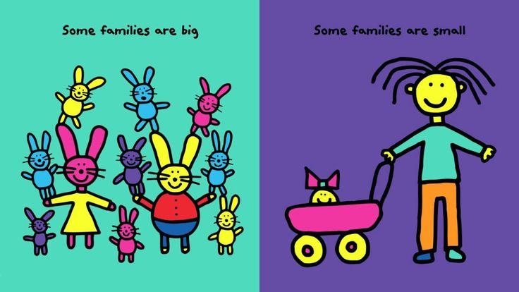 8 Books that Help Kids Understand the Dynamics of Blended Families via @helloparentco