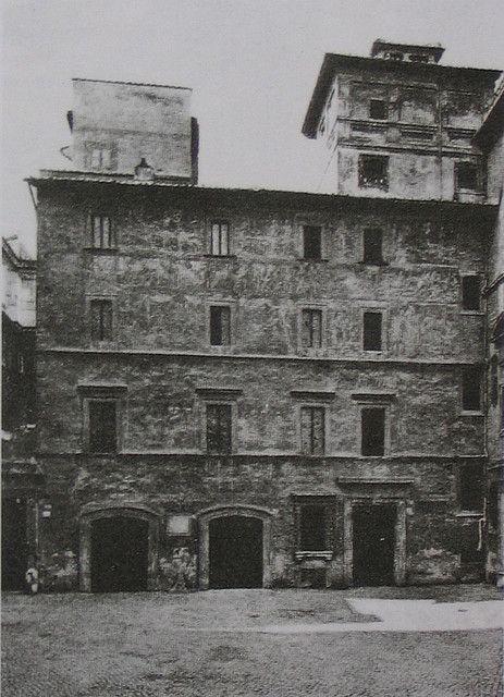 1935 2005 Palazzo Massimo alle Colonne, retro | Flickr - Photo Sharing!