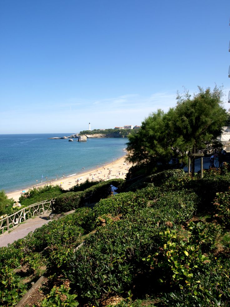 FRANCE Biarritz 2015