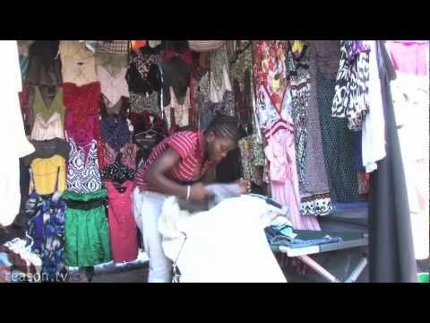 Are second hand clothes actually a problem in Haiti? - Humanosphere