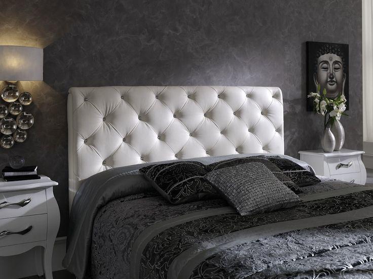 1000 ideas sobre cabeceros de cama tapizados en pinterest - Cabezal de cama tapizado ...