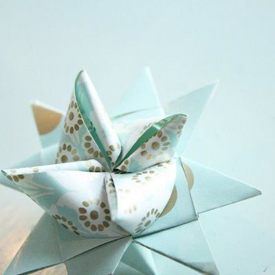 Paper Crafts for the Holidays « thelongthread.com